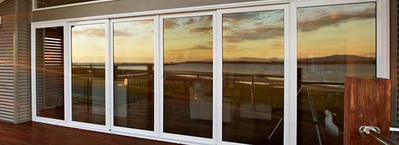 پنجره دوجداره UPVC - پنجره دوجداره یو پی وی سی
