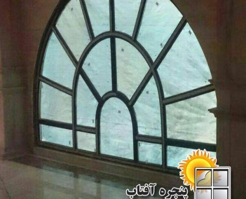پنجره دوجداره هلال