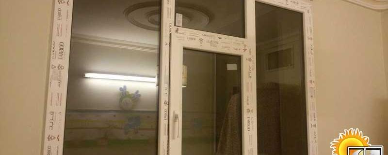 نحوه تعویض پنجره آهنی با UPVC