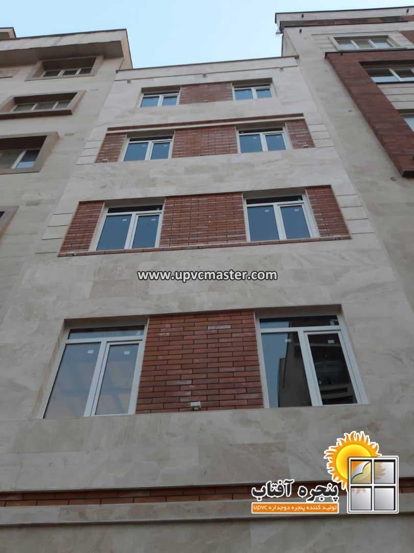 نصب پنجره دوجداره در تهران