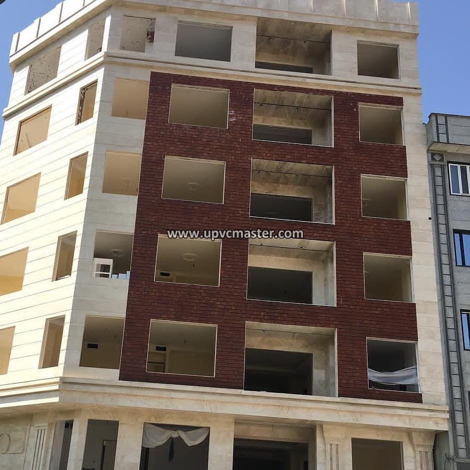 پروژه انجام شده پنجره دوجداره در مشهد