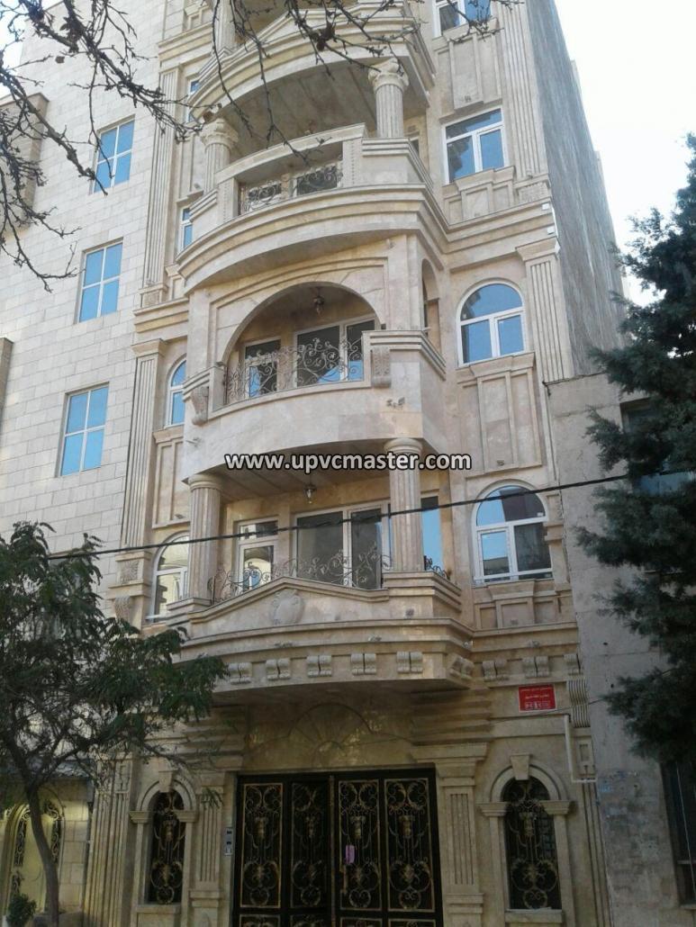 پنجره دوجداره در تهران