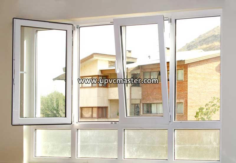 پنجره دوجداره ارزان قیمت