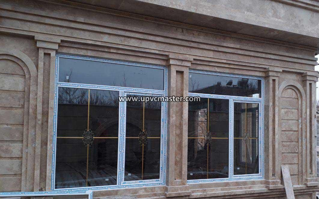 پنجره-دوجداره-دکوراتیو