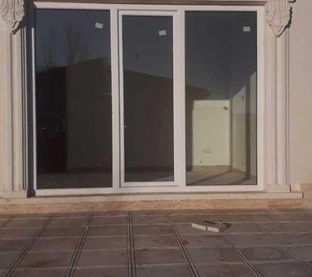 پنجره دوجداره UPVC در همدان