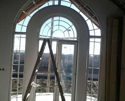 تعویض پنجره هلال