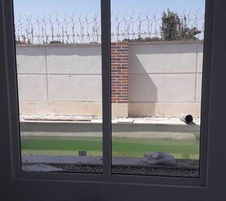 پنجره دوجداره ویلایی