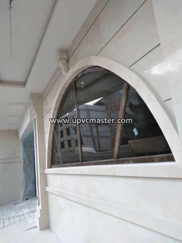 پنجره هلال