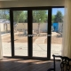درب و پنجره UPVC دوجداره لیمنت